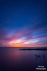 Cloudy Sunset (Tim Lewandowsky Photography) Tags: sunset clouds germany deutschland sony wolken tokina silence alpha 65 nofilter langzeitbelichtung stille niedersachsen ruhe dmmer greatcolors tollefarben tokina116