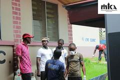 National Waqare Amal at the Maternal and Child Health Hospital in Kumasi, Ashanti Region (10) (Ahmadiyya Muslim Youth Ghana) Tags: youth work hospital amal clean national ashanti region dignity donate ahmadi cleans majlis ahmadiyya khuddamul mkagh waqare