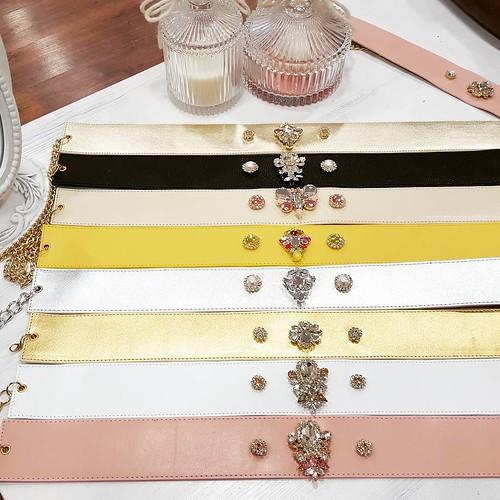 Cinture alte GIOIELLO... Perchè non sono solo i Bijoux che ci riescono bene! #jewels #fashionjewellery #instajewelry ##belts #outfit #younique #accessori #personalizzati #madeinitaly #handmade #collane #bracciali #spille #orecchini #dress #cintura #showro