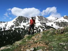 indian peaks , arapahoe pass (dreamer220) Tags: mountain hiking ridge trail mountainpeak