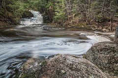 Smith Rd. Falls (Wen879) Tags: longexposure canada water waterfall rocks novascotia sigma1020mmf456 canon70d branchlahave