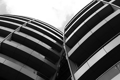 twin tops (Artee62) Tags: city uk london canon 7s cityroad