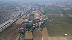 Flying:  Cervignano - Udine - Italy (claudios53) Tags: italy campagna treno friuli binari udine ferroviario scalo cervignano