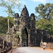 Angkor Thom South Gate (late 12th—early 13th centuries)