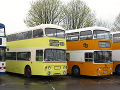 Tyne and Wear PTE 716 (GBB516K) & 290 (UVK290T) - 01-05-16 (peter_b2008) Tags: buses transport preserved alexander coaches 680 290 716 buspictures leylandatlantean tynesidepte tyneandwearpte gbb516k uvk290t