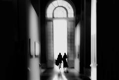gosth stories (s@brina) Tags: light museum blurred explore monochromesilhouettes