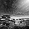 Keyhole Rock Blairgowrie Ocean Beach (Nik Art Photography) Tags: ocean beach mornington peninsula blairgowrie keyholerock