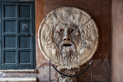 "Bocca della Verità • <a style=""font-size:0.8em;"" href=""http://www.flickr.com/photos/89679026@N00/23847212189/"" target=""_blank"">View on Flickr</a>"