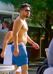 IMG_4815 (danimaniacs) Tags: shirtless man sexy guy beard palmsprings hunk stud scruff