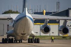 Ready for Take-off (Matt H. Imaging) Tags: airplane aircraft sony tamron slt il76 ilyushin a55 sonyalpha maastrichtaachenairport slta55v tamron18270pzd ©matthimaging