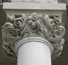 Washington County Courthouse Detail (Salem, Indiana) (courthouselover) Tags: indiana in courthouseextras washingtoncounty salem mcdonaldbrothers northamerica unitedstates us