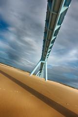 / (alouest225) Tags: lasalie wharf gironde aquitaine plage beach sable sand mer sea ocean atlantique sony rx100m3 ombre shadow france bassindarcachon océan diagonal alouest225 hdr