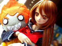 DDH-06 (Dollymoe) Tags: chile anime cute doll moe otaku dollfie volks bjs faceup dollfiedream volksjapan dollsmania kawaiigirl volksusa alicescollection
