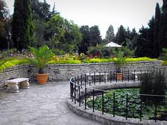 Nice place for resting (Stella VM) Tags: flower garden botanical bulgaria balchik