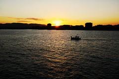 Mediterranean sunset, south of France (s.razura) Tags: travel sunset mediterranean sillouette southoffrance