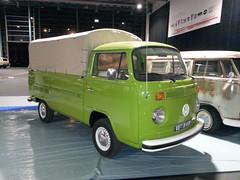 Volkswagen T2 Pick Up (nakhon100) Tags: up volkswagen pick t2