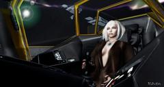 Temporia Prime 2 (| Raven |) Tags: life ship space sl scifi second raven prim nightfire temporia ravencloud
