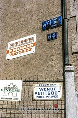 Streets in Colombes (Tom Blankenship Photography) Tags: paris france photography photographer photographers vendome colombes tomblankenship avenuepetitgout