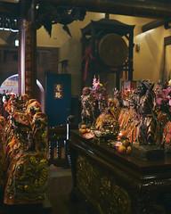 ( | YELLOW Mao) Tags: temple taiwan newyear taichung  lunar