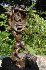 Chinese Je Tsongkhapa ~ Qing Dynasty Bronze (TREASURES OF WISDOM) Tags: sculpture art love look statue mystery museum bronze wow wonderful asian religious nice fantastic eyes nikon worship shrine view lotus god outdoor spirit quality yes buddhist magic faith chinese buddhism mani visit exhibition collection figure sacred offering unknown ritual longevity unusual vibes spirituality wisdom om spiritual devotee artifact healing item brilliant shamanic mystic artefact hum unseen namaste mythical tantric ceremonial ethnographic intresting tsongkhapa padmi chinesesilkroad