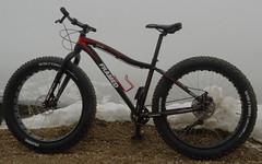 DSC_8426 (videopelli2010) Tags: winter mountain snow cold fog utah shoreline trail inversion ogden bonneville fatbike
