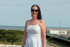 Hotel View 3 (Brundlefly85) Tags: ocean summer beach beautiful hotel sand nj sunny motel atlantic boardwalk wildwood pinup summers 2015