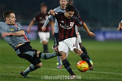 Alessandoria vs ACMilan (Kwmrm93) Tags: sports sport canon torino football fussball action soccer mauri acmilan futbol futebol fotball voetbal fodbold calcio deportivo fotboll  deportiva coppaitalia esport fusball  fotbal jalkapallo  nogomet fudbal  votebol fodbal   alessandoria