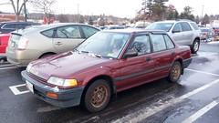 Honda Civic DX (Phoebe Goes Vroom) Tags: honda civic dx