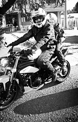 On the Speed (Stefano L []) Tags: bike speed triumph bikers speedtriple