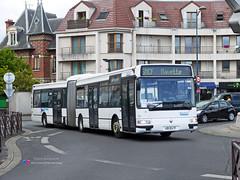 Renault Agora L - CIF 1651 (Pi Eye) Tags: bus renault autobus iledefrance agora idf cif rvi irisbus stif agoral keolis