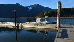 Pitt River Water Taxi - Pitt Lake Marina ( Peterson Photogr@phy  Happy Valentines Day!) Tags: lake canada water docks boats pier britishcolumbia mooring mapleridge pittlake boatdock pittriver pittpoulder nikond5200 pittlakemarina nikonafs18140mmf3556edvr pittriverwatertaxi