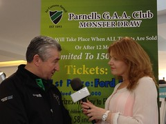 "Adrianne Murphy of Near FM/TV speaks with Paddy Power of Parnells GAA-2 • <a style=""font-size:0.8em;"" href=""http://www.flickr.com/photos/13728153@N06/24729574136/"" target=""_blank"">View on Flickr</a>"