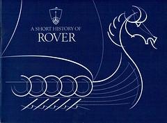 751 rover 01 (pjlcsmith2) Tags: history 2000 rover landrover rangerover p6 3500 carbrochure