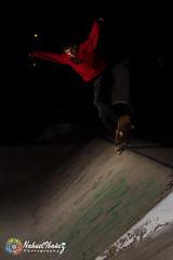 Pivot Guido Ibaez con flash esclavo (NicPic Spot) Tags: canon contraluz eos rebel d retrato board flash 7 smith skatepark skate segovia 7d skateboard mm pivot 50 ibanez fs patin nahuel ibaez caruana externo realce patinar difusor