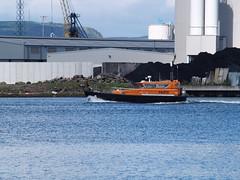Pilot Boat (divnic) Tags: ireland boat wake ship belfast northernireland ni pilotboat fps countyantrim irishsea belfastlough pb4 belfastloch lochirish halmaticnelson44 ferranportservices