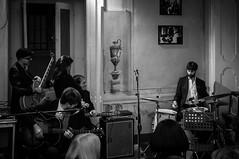 Sugar Pie And The Candymen @ Zingar Jazz Club (lorenzog.) Tags: bw italy club nikon italia livemusic jazz swing singer jazzclub faenza d300 drumsolo italianjazz zingar jacopodelfini robertolupo sugarpieandthecandymen georgiaciavatta