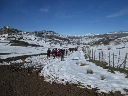 Fotografía Berta A. Senderismo Sermar por la ruta por el valle de Muda Palencia (21)