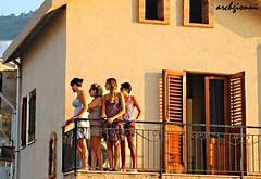 beauties (archgionni) Tags: windows girls home casa terrace beauties terrazzo balcone finestre ragazze bellezze totalphoto thisphotorocks