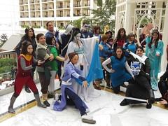 (magnet_terp) Tags: cosplay conventions lok katsucon atla avatarthelastairbender nationalharbor gaylordnationalharbor legendofkorra katsucon2016 katsucon22 katsubending2016