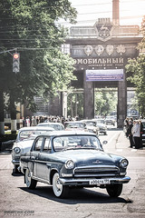 GAZ Plant (Rawcar.com Photography) Tags: auto classic cars car sport modern race vintage photography automobile photographer calendar russia wheels culture gaz automotive racing retro chrome soviet classics vehicle production oldtimer motorsports gorky volga sovietunion ussr calendars nizhnynovgorod artprint youngtimer wolga fineprint autosports gaz21 rawcar rawcarcom gazplant