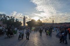 20160303_0053 (William Hazel) Tags: mosque morocco marrakech marokko koutoubia jemaaelfnaa