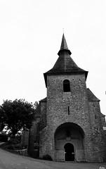 IMG_7435 ( Lettie Photography ) Tags: church nb eglise turenne correze corrze limousin noirblanc blacknoir