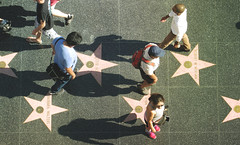 IMG_0356 (Dani Morell) Tags: california street usa stars boulevard unitedstates unitedstatesofamerica hollywood hollywoodblvd walkoffame hollywoodboulevard zenital catalainternacional catalansalmon
