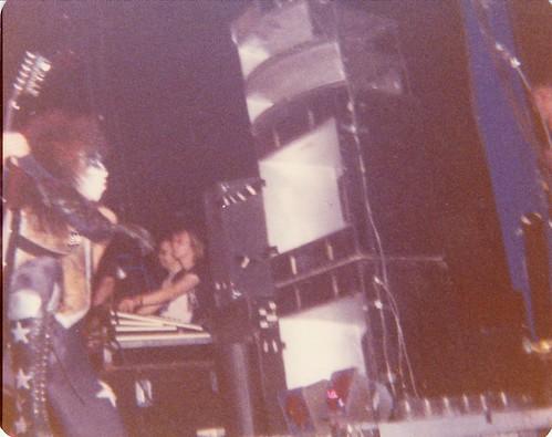Paul - 1976 Kiss Concert