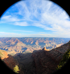 Grand Canyon (najuaasad) Tags: arizona grandcanyon fisheye