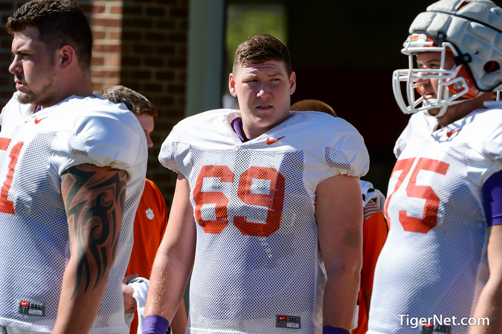 Clemson Photos: Maverick  Morris, Football, 2016, practice
