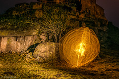 "Lightpainting - Burg Flossenbürg • <a style=""font-size:0.8em;"" href=""http://www.flickr.com/photos/58574596@N06/25664675522/"" target=""_blank"">View on Flickr</a>"