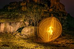 "Lightpainting - Burg Flossenbürg • <a style=""font-size:0.8em;"" href=""http://www.flickr.com/photos/58574596@N06/25664675522/"" target=""_blank"">View on Flickr</a>"