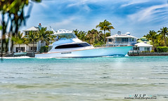 Virtuous Vibrance (Kevin Riccardi) Tags: life money beach fishing paradise yacht turquoise boating mansion luxury saltwater wealth yachting sportfisher