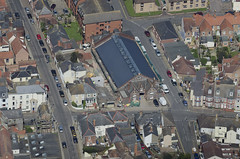Former Drill Hall - Great Yarmouth Aerial Images (John D F) Tags: hall norfolk aerial yarmouth greatyarmouth aerialphotography drill aerialimage nelsondrillhall yorkroaddrillhall